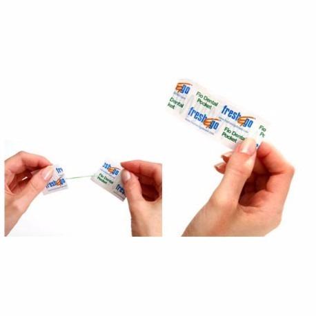 40c78aaf8 Fio Dental Pocket De Bolso Caixa C  500 Sachês - R  228