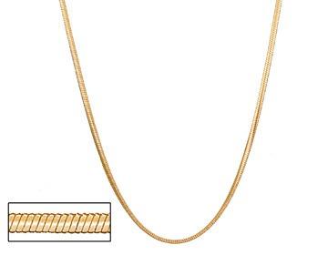 fio largo diamantado 42 cm f. ouro rommanel 530592