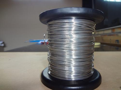 fio niquel cromo 0,80 mm venda por metro