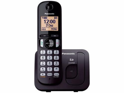 fio panasonic telefone