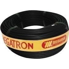 fio para bateria de carro flexivel 25mm com 10 metros preto
