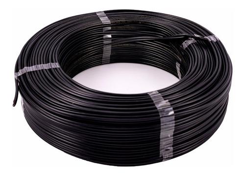 fio paralelo flexível preto 2 rolos 2x1,5mm 1 rolo 2x2,5mm