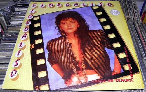 fiordaliso canta en español disco lp de vinilo