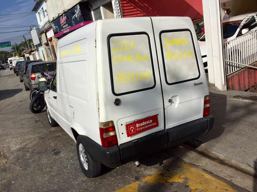 fiorino furgão fire 1.3 2006 gasolina