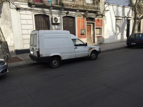 fiorino furgón diesel 1.7 año 97