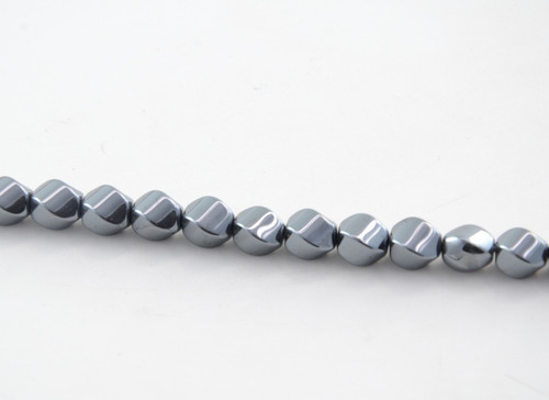 fios de hematita para montagem de joias- fh1