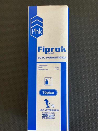 fiprok 250 ml para perros y gatos (despacho gratuito)