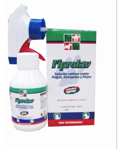 fiprolav de 250 nl spray