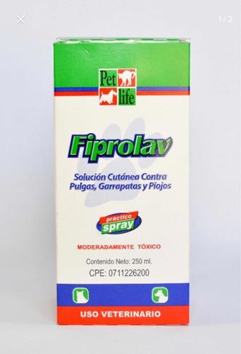 fiprolav - fipronil anti garrapatas 250ml