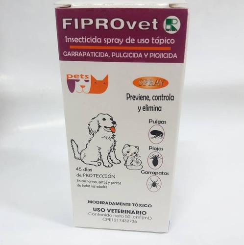 fipronil fiprovet reveex 50ml garrapaticida pulguicida
