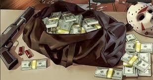 fique rico gta v online pc / mod mneu pago / 500m e level