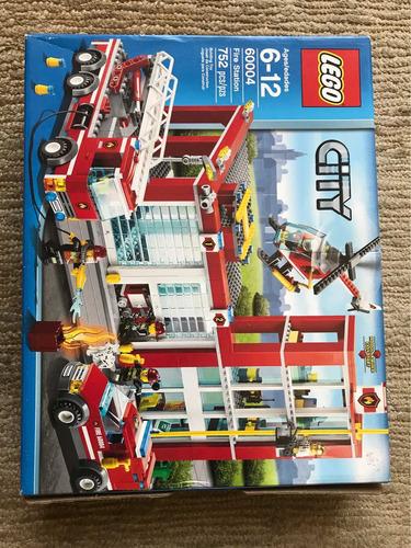 fire city lego
