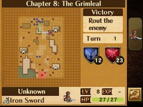 fire emblem: awakening - edición mundial - nintendo 3ds