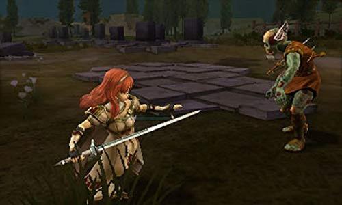 fire emblem echoes: shadows of valentia - nintendo 3ds