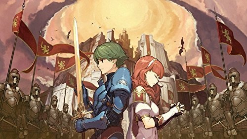 fire emblem echoes shadows of valentia nintendo 3ds standard