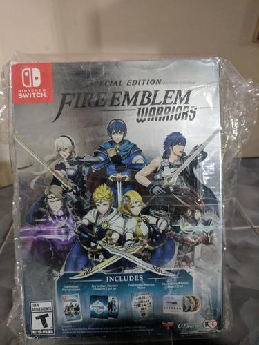 fire emblem special edition nintendo switch