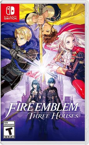 fire emblem three houses / nintendo switch