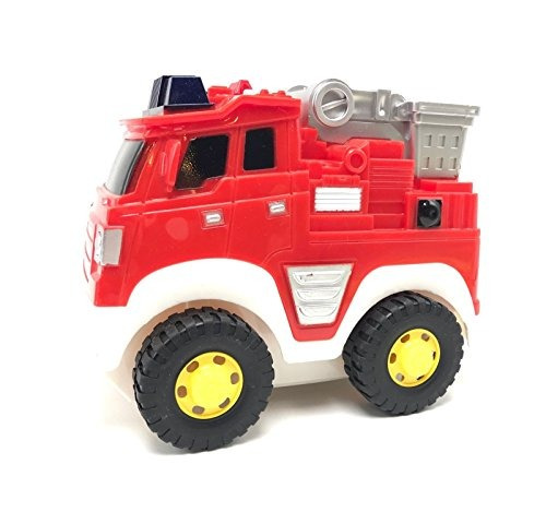 fire engine my first vehicle radio control toy truck