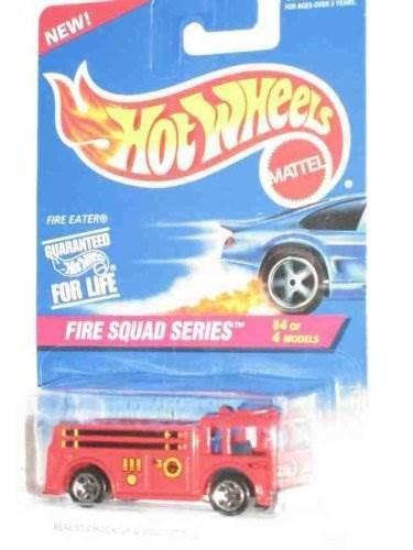 fire squad series # 4?fire eater 5-spoke ruedas # 427?edicio