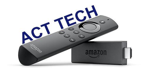 fire tv stick de amazon control remoto de voz con alexa