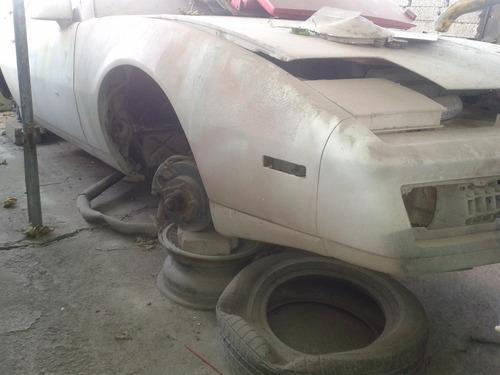 firebird 82 t tops 8 cil proyecto de restauracion o piezas