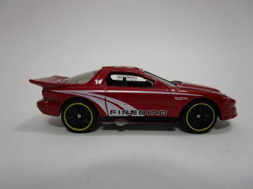 firebird coleccion hot wheels escala 1/64 e