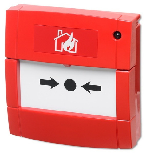 fireclass acionador manual endereçável fc420cp