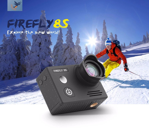 firefly 8s hawkeye camara de accion accesorios incluidos