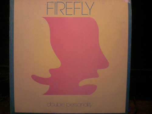 firefly double personality vinilo nacional