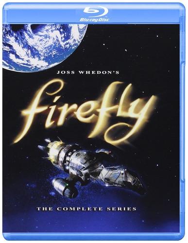 firefly serie completa blu-ray
