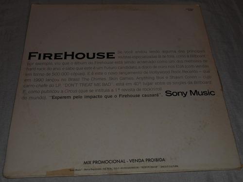firehouse - lp single mix firehouse dont treat (mettalica)