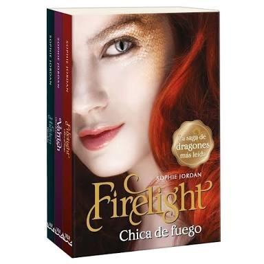 firelight paquete c/3 libros