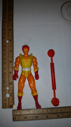 firelord fantastic four cosmic flame launcher loose toy biz
