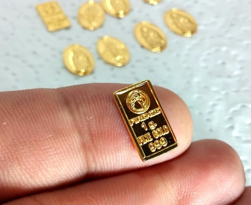 firenze lingote en oro de 24 kilates ley 999 firenzegoldbars