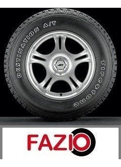 firestone destination at 215/80/16 en fazio