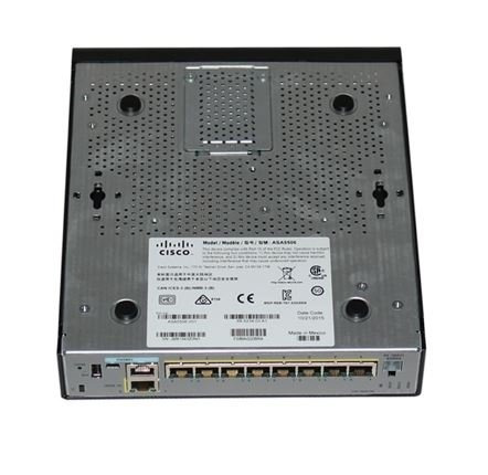 firewall cisco asa 5506 k9 x con firepower services c/stock