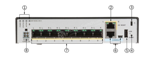 firewall cisco asa 5506 k9 x con firepower services c/stock