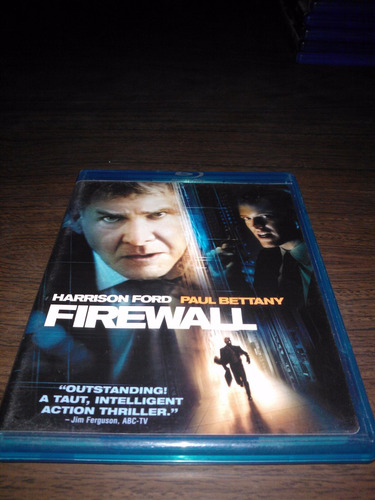 firewall / harrison ford, paul bettany