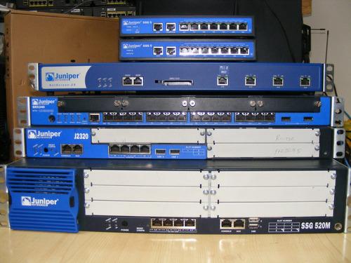 firewall juniper networks ssg-5-sb-w-w y mas equipos