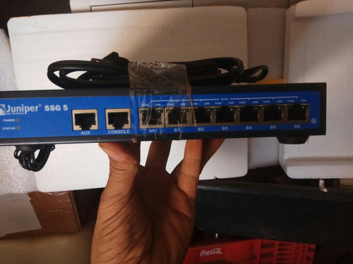 firewall juniper ssg5