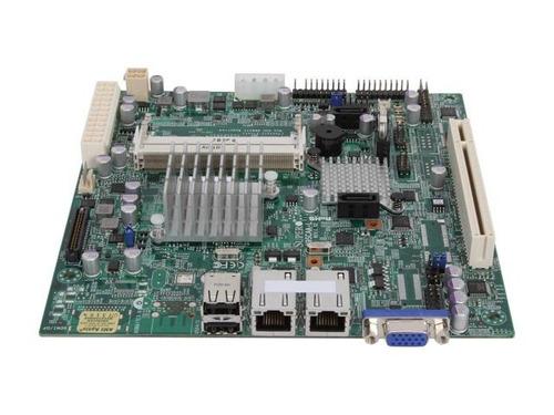 firewall server motherboard supermicro x9scaa mini itx 2 lan