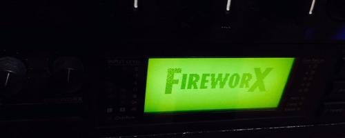 fireworx, procesador de tc electronic