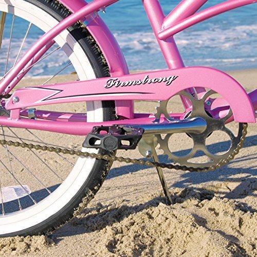 firmstrong urban girl single speed rrbeach cruiser bicycle
