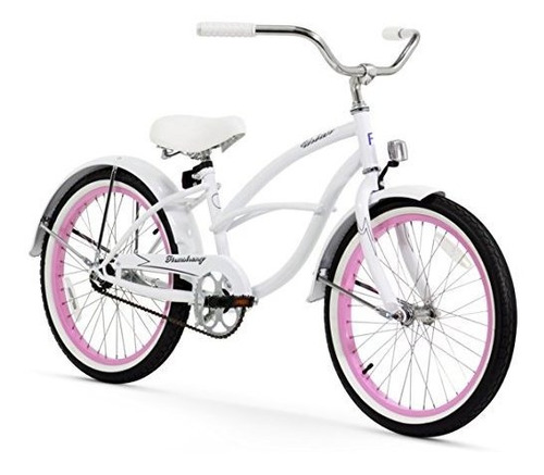 firmstrong urban girl single speed rrbeach cruiser bicycle