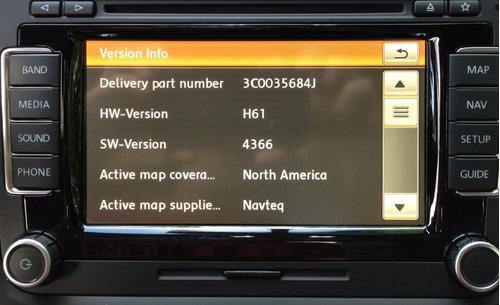 firmware 2013 para rns 510 versión america 3c0 035 684