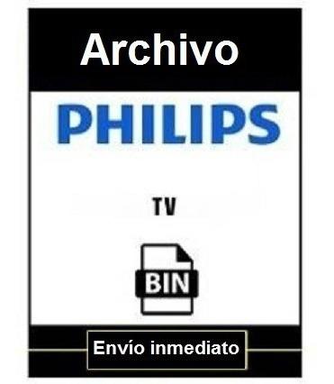 firmware tv led philips xxpfg4109/77
