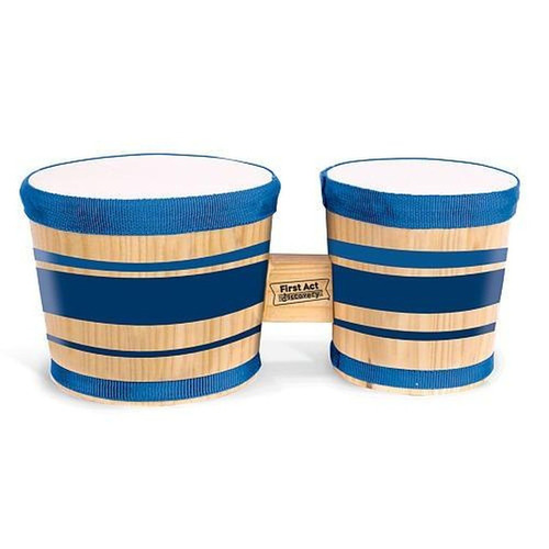 first act bongos de madera verificar stock