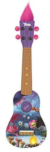 first act tr287 trolls mini guitar ukulele