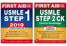 First Aid Usmle 2019 Step 1 + Step 2