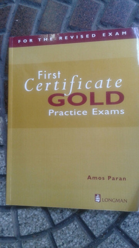first certificante gold. practice exams
